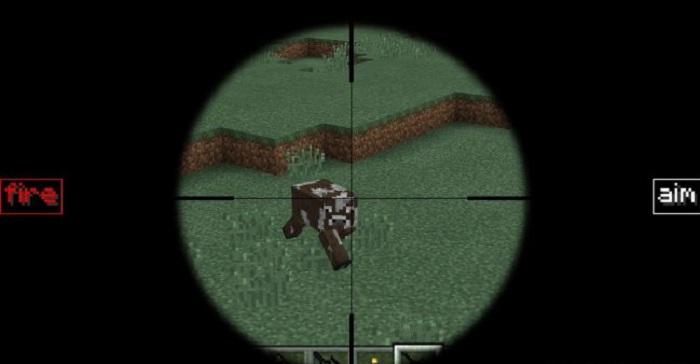 DesnoGuns Mod [Minecraft PE 0.15]