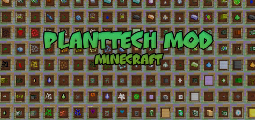 Planttech Mod