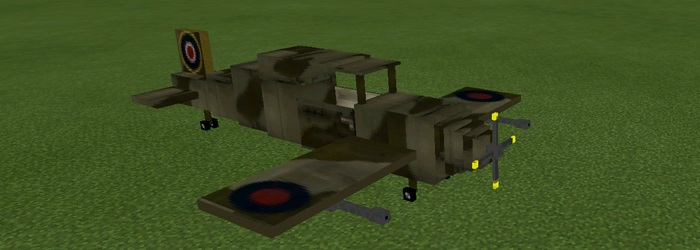 mech-spitfire