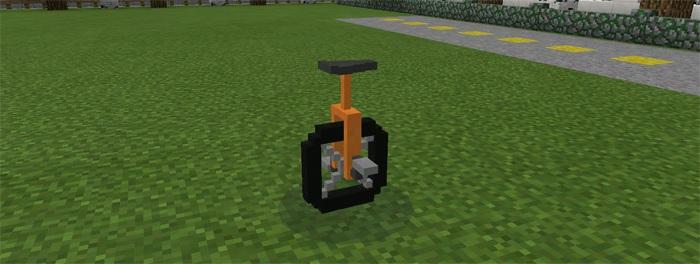 Mech mod for Minecraft PE