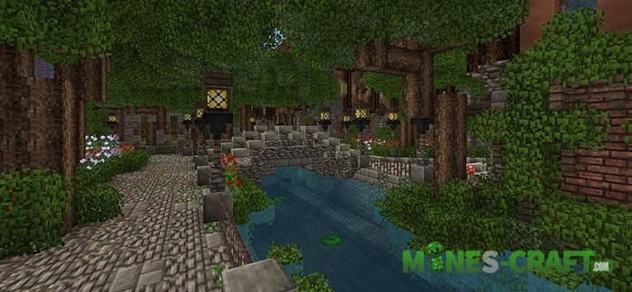 Beyond The Lands Resource Pack [Minecraft 1.10.2/1.11]