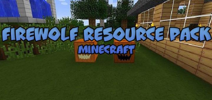 Firewolf Resource Pack [Minecraft 1.9/1.10.2]