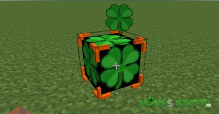 Irish Lucky Block Mod Minecraft