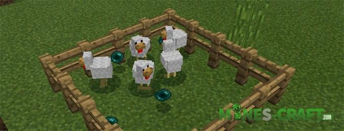 Endermites Mod [Minecraft PE 0.16.0]