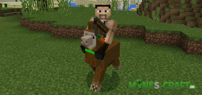 How to Eat in Minecraft PE pics