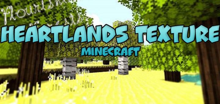 Heartlands Texture Pack [Minecraft 1.10.2]