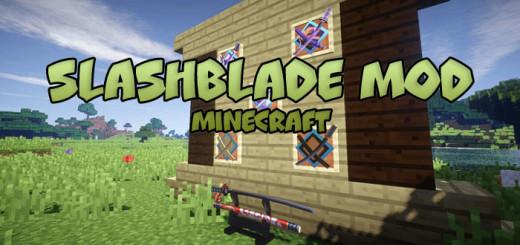 SlashBlade Mod [Minecraft 1.10.2/1.11]