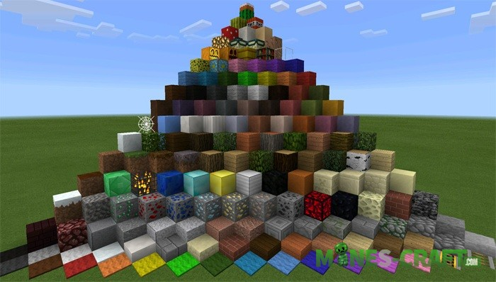 Faithful PE Texture Pack