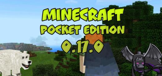 Minecraft PE 0.17.0 (1.0 - The Ender Update)
