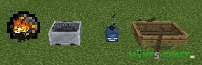 Secret Items & Blocks Map [Minecraft PE 0.17.0]