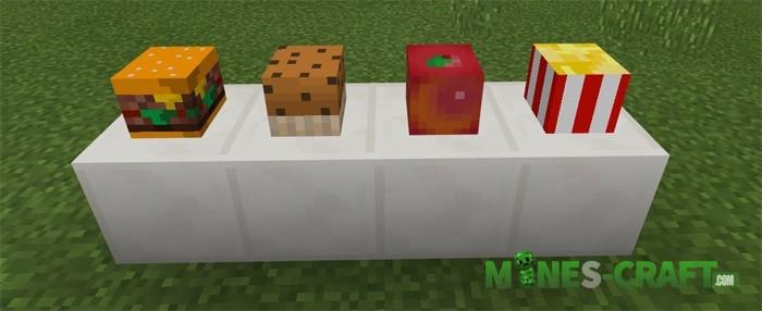 Food Addon [Minecraft PE 0.17.0]