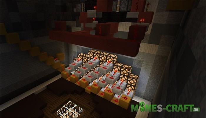 Large Redstone furnace [Minecraft PE 0.17.0]