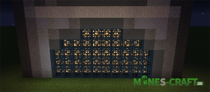 Large Redstone furnace [Minecraft PE 0.17.0]