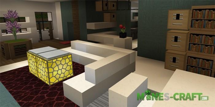 ModernHD PE Texture pack [Minecraft PE 1.0/0.17.0]