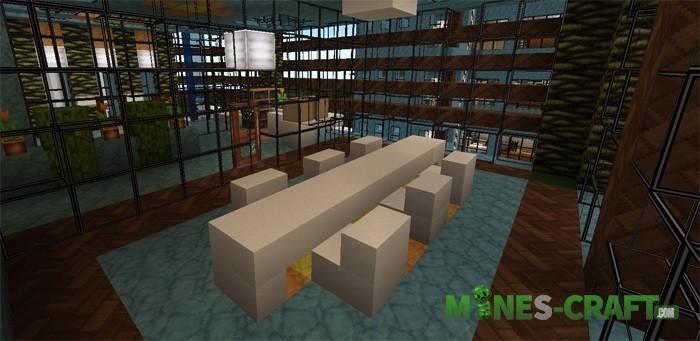 ModernHD PE Texture pack [Minecraft PE]