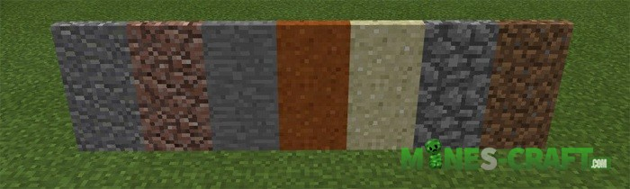 Hidden doors Texture pack [Minecraft PE 1.0.4]