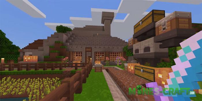 Dandelion-Texture-Pack Minecraft PE 1.0.0