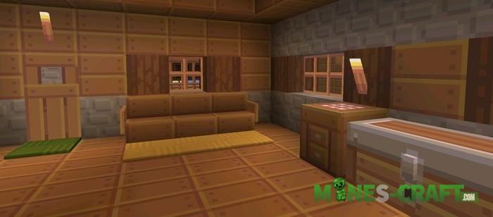 Dandelion-Texture-Pack Minecraft PE