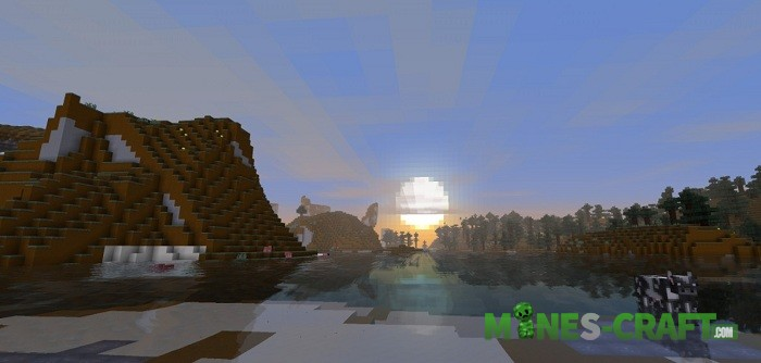 Defscape Texture Pack [MCPE 1.1.0.1]