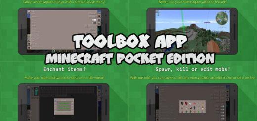 ToolBox mcpe