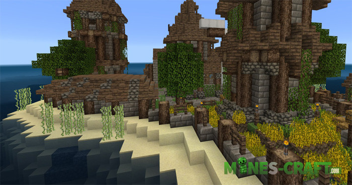 Beyond the Lands Textures [MCPE 1.1.0.X]