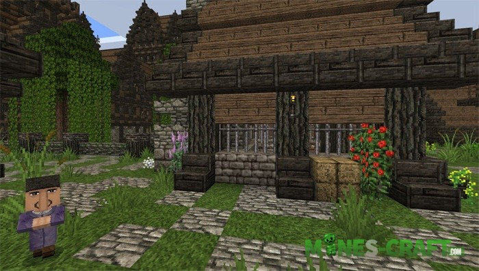 Conquest Textures [MCPE 1.1+]