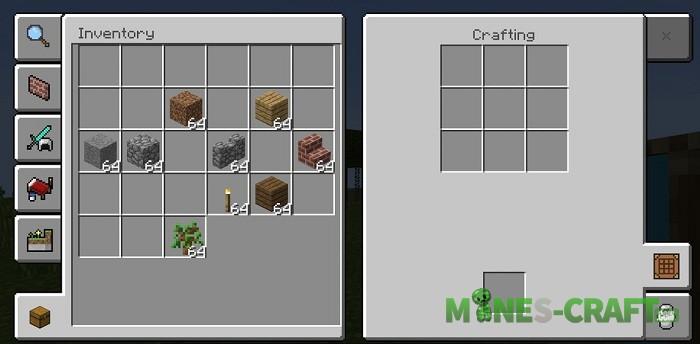 Minecraft PE 1.2 - classic