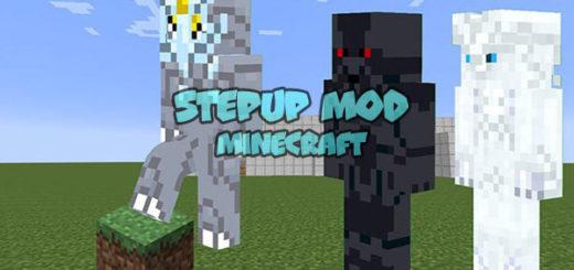 StepUp Mod [Minecraft 1.12]