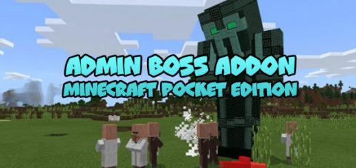 Admin Boss Addon [1.1.4+]