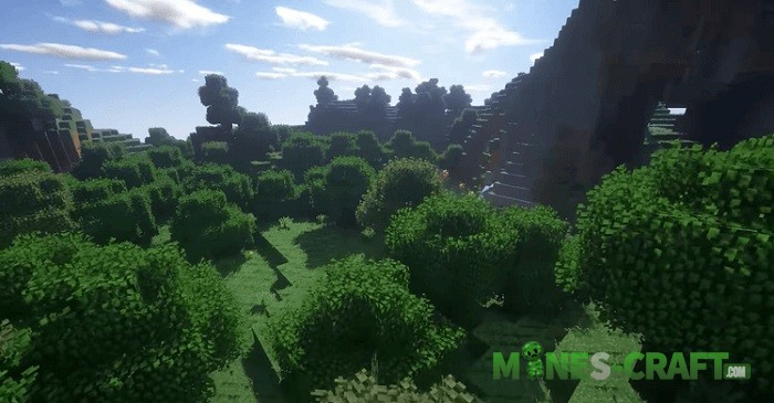 Better Foliage Mod [Minecraft]