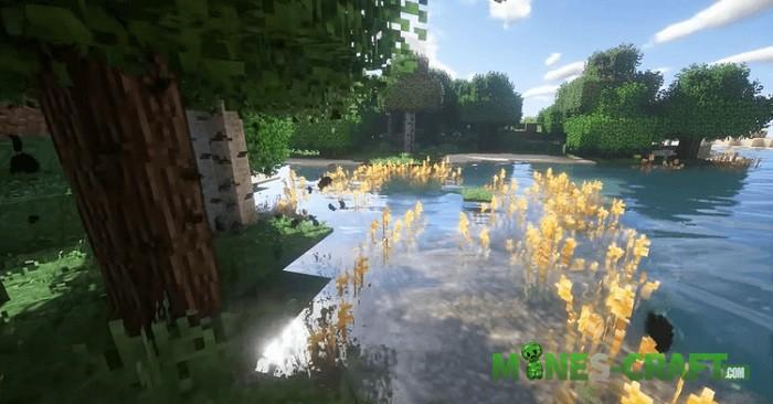 Better Foliage Mod