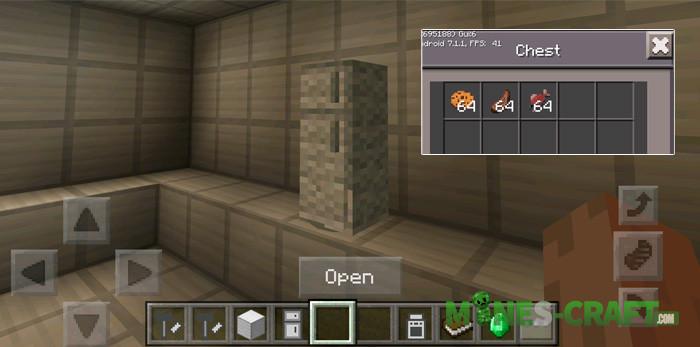 Furniture Addon Minecraft Pe 1 2 Mines Craft Com