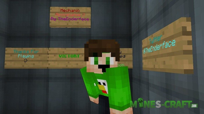 Mechanic Apocalypse minecraft pe