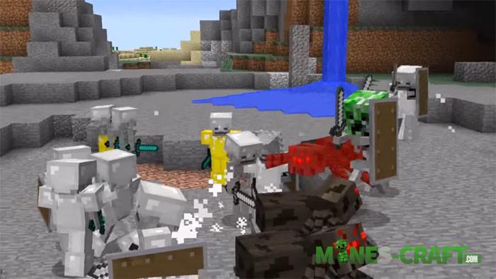 Overlord Mod Minecraft
