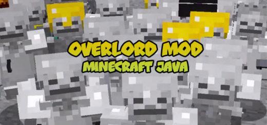 Overlord Mod Minecraft 1.12
