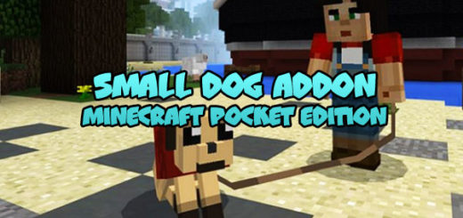 Small Dog Addon [Minecraft PE 1.1+]