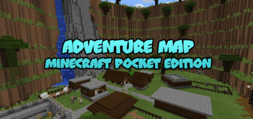 Adventure Map [Minecraft 1.2]