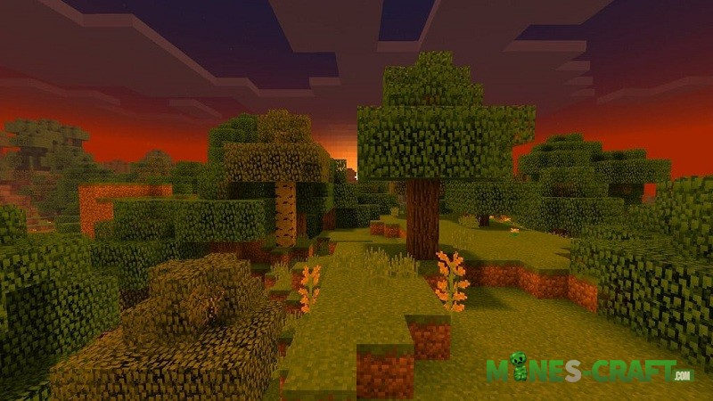 Energy Shaders Minecraft PE 1.2
