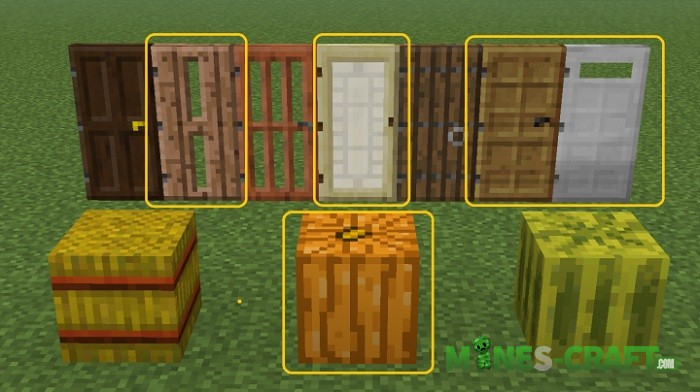 DS Advance Textures MCPE