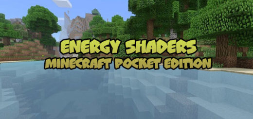 Energy Shaders Minecraft PE