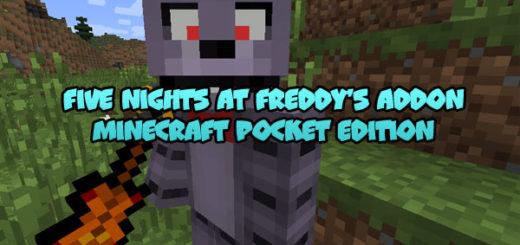Five Nights At Freddy's Addon