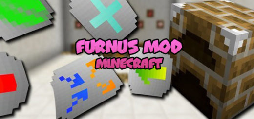 Furnus Mod Minecraft