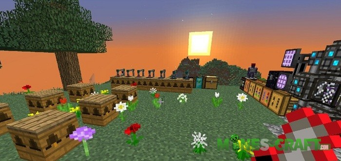 Magic Bees Mod Minecraft
