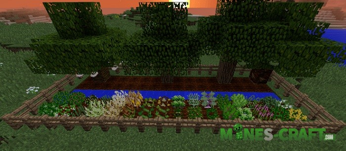 Pam's HarvestCraft Mod Minecraft