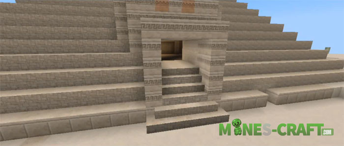 Treasure Hunt Map MCPE