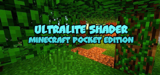 UltraLite Shader Minecraft PE
