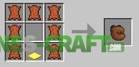 Backpacks Mod crafting recipe