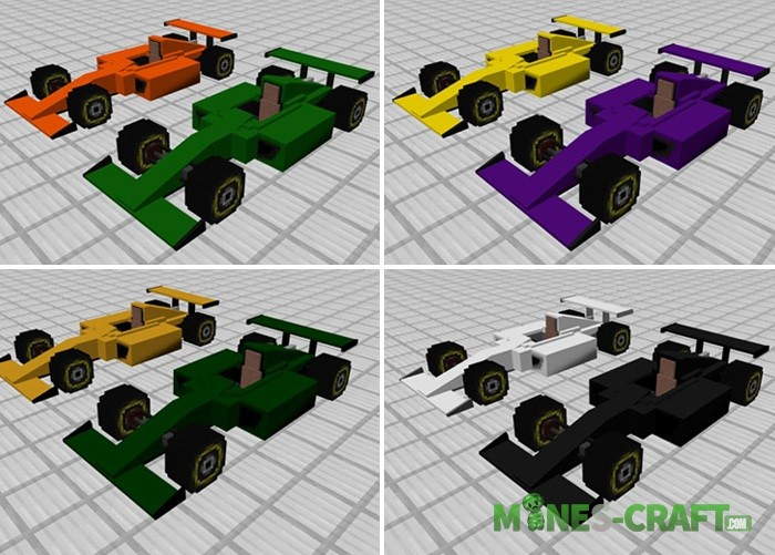 Car Pack Minecraft PE