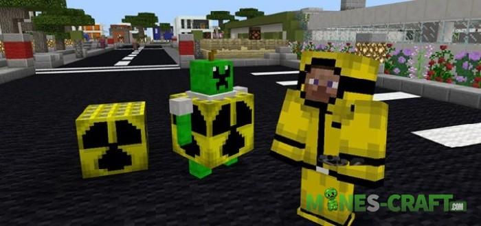 Nuke Add-on Minecraft PE
