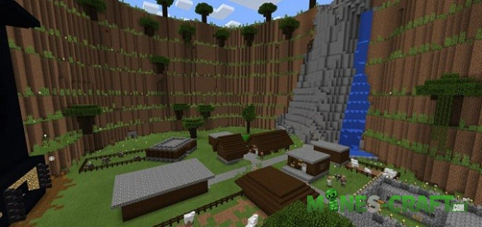Adventure Map Minecraft